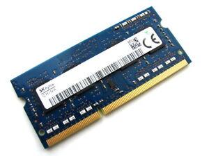Hynix HMT451S6DFR8A-PB 4GB 1Rx8 SODIMM PC3L-12800S-11-13-B3 DDR3 Laptop Memory