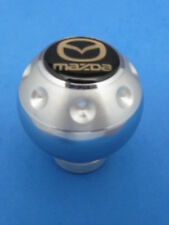 MAZDA LOGO ALUMINUM GEAR SHIFT KNOB #042