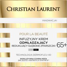 Christian Laurent 65+ Rejuvenation Deep Wrinkle Reduction Face Cream 24K Gold