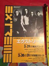 Original 1993 Extreme Japanese Concert Handbill / Flyer