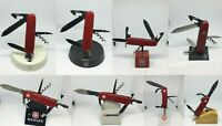 Victorinox/Wenger Swiss Army  Lot of 5 display/stand accessories