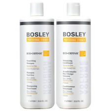 Bosley BOSDefense Shampoo & Conditioner DUO for Color 33.8oz w/Free Nail File