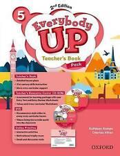 Todo el mundo Up: nivel 5: Teacher's Book Pack Con Dvd, práctica en línea y..