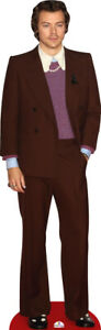 Harry Styles Brown Suit 844 Celebrity Cutout