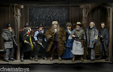 TARANTINO The Hateful Height SET OF 8 Clothed 8″ Action Figures Limited 3000
