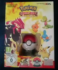 Jeu Nintendo 3DS Pokemon Omega Ruby Rubis collector Français neuf sans blister !