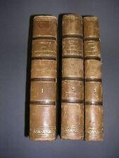 Chirurgie Hotel-Dieu de Lyon oeuvres de Pouteau 3 volumes 1783
