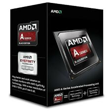 AMD A6 6400K Richland 3.9GHz Socket FM2 65W Desktop Processor
