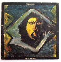FLAMING HANDS - WAKE UP SCREAMING - 1980 OZ 7'' SINGLE - LOBBY LOYDE - PHANTOM-8