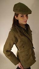 Hüftlang Damenjacken & -mäntel mit Wollmischung und Reißverschluss