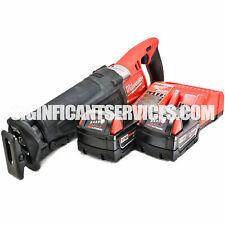 Milwaukee 2720-22 M18 Fuel 5.0 SAWZALL Brushless Cordless Reciprocating Saw Kit