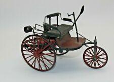 Vintage Metal 3 Wheel Car Buggy Vehicle
