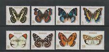 Rwanda - 1979, Butterflies set - MNH - SG 911/18