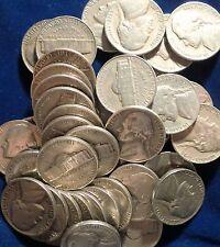 1953-P Philadelphia  Mint Jefferson Nickel (One Coin)
