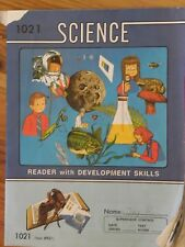 ACE Science Student Pace 1021 Elementary Paperback Textbook