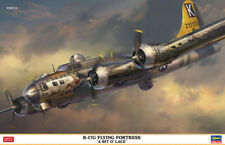 Hasegawa 02324 B-17G Flying Fortress `A Bit O`Lace` Limited Edition 1:72