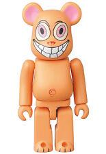 Medicom Bearbrick S34 Animal 34 Ren & Stimpy be@rbrick 100% Nickelodeon