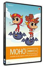 Smith Micro Moho Debut 12 deutsch Win / Mac CD/DVD   EAN 4025461004714