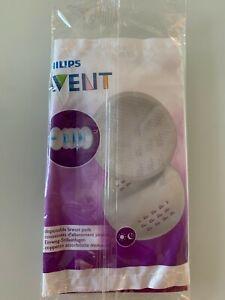 Philips Avent Maximum Comfort Disposable Breast Pads 2 Count