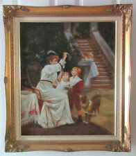 Original Oil Painting Signed by Artist and Framed