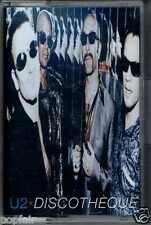 U2 - DISCOTHEQUE / HOLY JOE (GARAGE MIX) 1997 UK CASSINGLE BONO THE EDGE