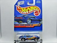HOT WHEELS 1963 CHEVY CORVETTE STINGRAY SPLIT WINDOW COUPE NEW IN 1997 PACKAGE
