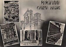 P2760   Trapani  PARTANNA  Chiesa Madre