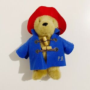 "Paddington Bear Rainbow Designs 8"" Plush Stuffed Soft Toy"