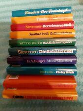 Büchersammlung Kinder und Jugendbücher     ** 10 Stück **