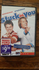 Stuck On You DVD Movie w/ Case FAST FREE SHIPPING