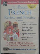 The Ultimate French Review and Practice : Mastering French Grammar 2-75 min CDs