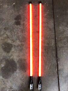 "LED Snow Plow Marker Orange 36"""