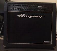 "Ampeg VL-503 Tube Amplifier w/ Cover - 50W - 12"" EV Speaker - EL34 Tubes"