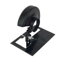 Adjustable Angle Grinder Holder Tool Cutting Machine Cutter Metal Bracket B S6M7