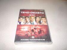 ER : SEASON 6 COMPLETE DVD  BOX SET - 6 DISC  SET - DRAMA TV SERIES REGION 2