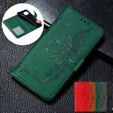 For iPhone 11 Pro Max XR 7 8 X Flip Magnetic Leather Card Slot Wallet Case Cover