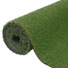 vidaXL Artificial Grass 1x10m/20-25mm Green Synthetic Lawn Turf Mat Garden