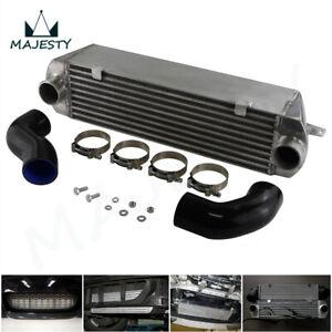 Intercooler Kit For BMW N54 3.0L 135i E82/E88 335i/335xi E90/E92/E93 07-09 Black
