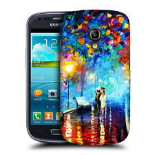 CUSTODIA COVER per SAMSUNG GT i8190 GALAXY S3 MINI TPU BACK CASE INNAMORATI A PA