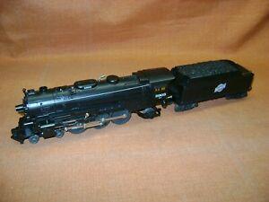 LIONEL POST WAR ,Lionel 6-18630 C&NW 4-6-2  Locomotive & Tender,LIONEL ENGINE