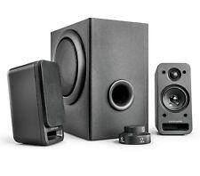 2.1 Soundsystem Wavemaster MX3+ Streamport Ready Lautsprecher Lautsprechersystem