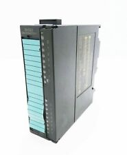 Siemens Simatic S7 6ES7 323-1BH01-0AA0 6ES7323-1BH01-0AA0 E-Stand: 01 -used-