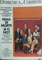 DOMENICA DEL CORRIERE N.23 1971 MIKE BONGIORNO