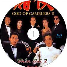 Thần Bài 2 - God of Gamblers 2 - Phim Le (Blu-ray) - Chau Tin Tri - USLT