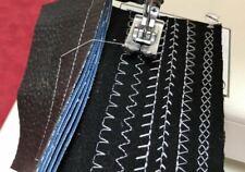 PFAFF Hobbymatic 807 Nähmaschine Näht Leder und Jeans