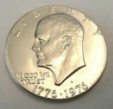 1976 D EISENHOWER DOLLAR COIN  TYPE 2 (II)   **FREE SHIPPING**