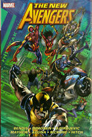 The New Avengers Volume 7  Marvel Hardcover HC  Bendis, New Sealed