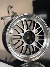 19 pollici KESKIN kt22 cerchi in alluminio 5x100 per a3 s3 TT LEON Cupra GOLF 4 GTI Le Mans