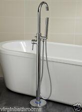 Blossom non associata del pavimento montato bagno doccia Mixer Faucet Tap & KIT DOCCIA