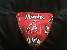 Mens ARIZONA DIAMONDBACKS Mlb Baseball Gstring Thong Underwear Male Lingerie